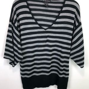 New York & Co. Wide Sleeve Knit Top